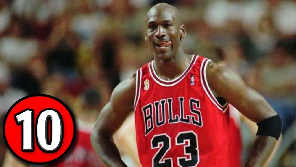 Huyền thoại Michael Jordan