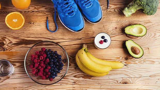 chế độ dinh dưỡng khi luyện tập thể thao