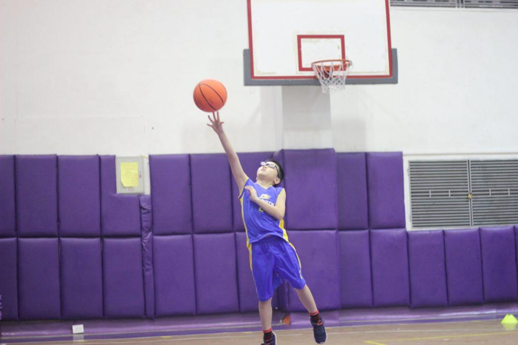 cải thiện sức bền trong lớp học bóng rổ