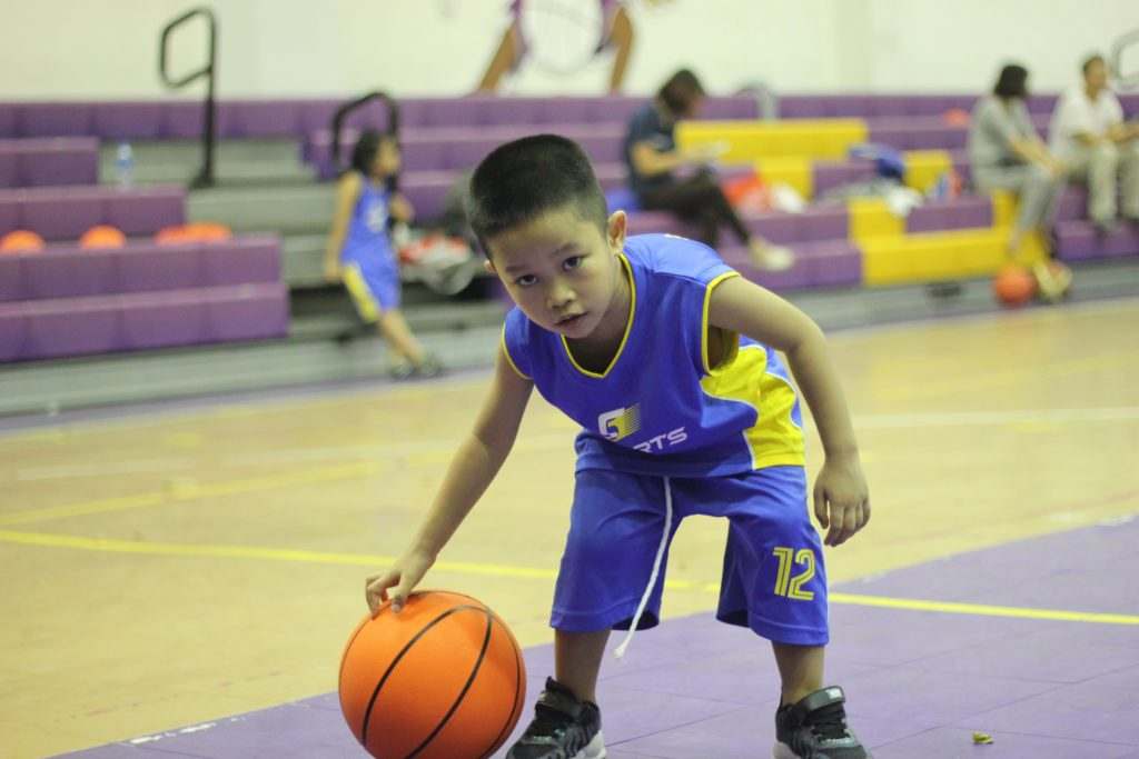 giáo trình dạy bóng rổ