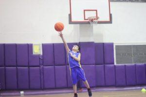 bé mấy tuổi học bóng rổ